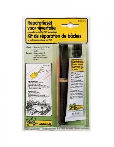 Reperationset PVC folie