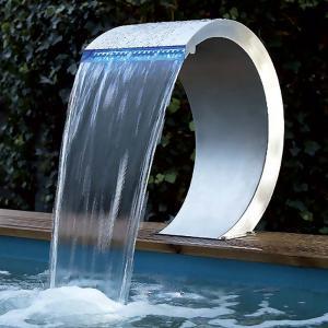Vattenfall Cobra (Mamba) LED 54cm Rostfritt stål