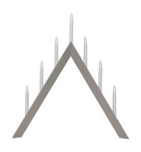 ARROW Ljusstake 64,5cm Beige