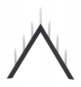 ARROW Ljusstake 64,5cm Grå