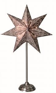 Antique Stjärna på fot Silver