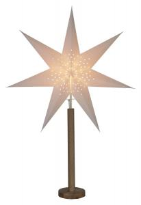 ELICE Stjärna på fot 85cm Ek