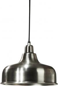 DETROIT Tak/Fönsterlampa 26cm Antiksilver