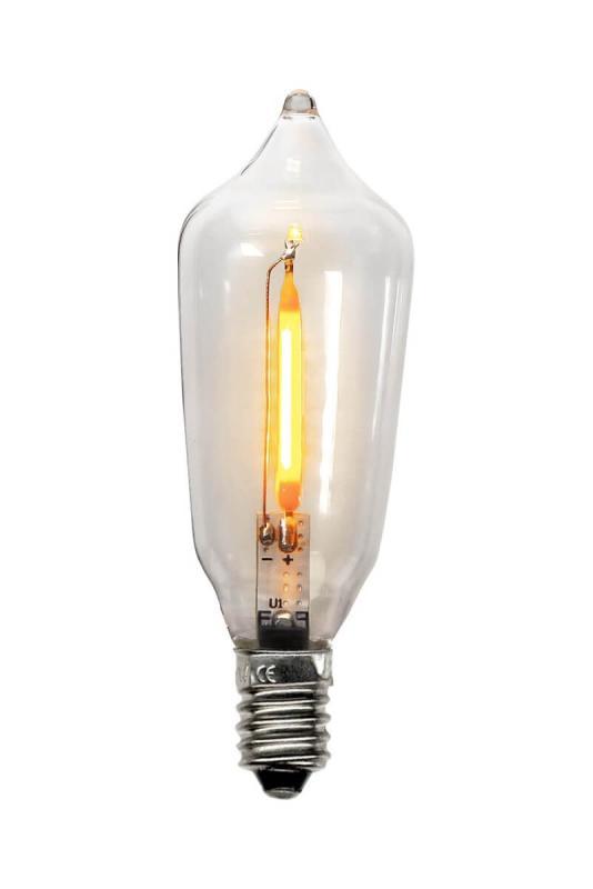 E10 UNIVERSAL 2-PACK Reservlampa 2-pack 23-55V 0,4W 1900K 5lm LED