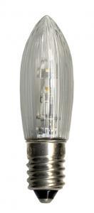 E10 Universal LED Reservlampa 3-pack 10-55V Inomhus