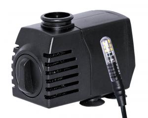 AQ 1500L Vattenstenpump 12V med LED Lampa