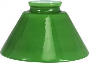 AUGUST Lampskärm 15cm Grön