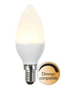 E14 Opal Ra90 Kronljus 5,5W 2700K 450lm LED-Lampa