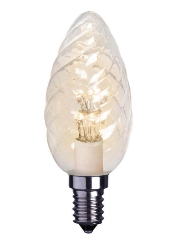 E14 Decoline Kronljus 0.9W 2100K 75lm LED-Lampa