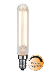 E14 Rörlampa 2W 2700K 150lm LED-Lampa
