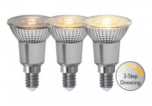 E14 Spotlight 3-Stegs Dimbar 4W 2700K 390lm LED-Lampa