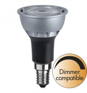 E14 Dim-To-Warm PAR16 7W 3000-2000k 370lm LED-Lampa