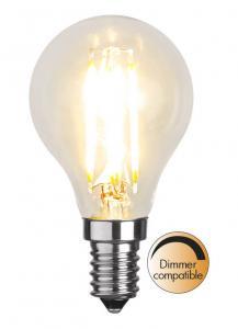 E14 Klot 4.2W 2700K 420lm LED-Lampa