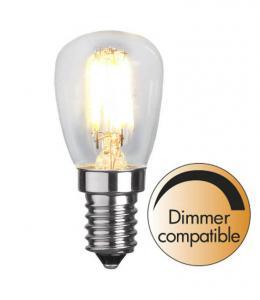 E14 Päron 2.8W 2700K 220lm LED-Lampa