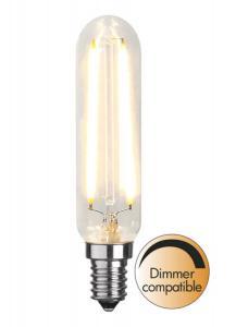 E14 Rörlampa 2.5W 2700K 250lm LED-Lampa