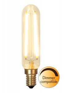 E14 SoftGlow Dimbar Rörlampa 2.5W 2200K 150lm LED-Lampa
