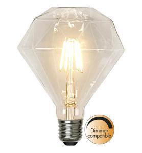 E27 3.2W 2700K 320lm LED-Lampa