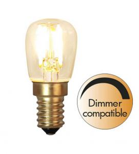 E14 SoftGlow Dimbar Päron 1.4W 2100K 60lm LED-Lampa