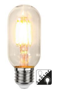 E27 Sensor Tubural 4W 2100K 290lm LED-Lampa