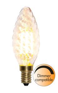 E14 SoftGlow Dimbar Kronljus 4W 2100K 350lm LED-Lampa