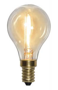 E14 SoftGlow Klot 0.8W 2100K 70lm LED-Lampa