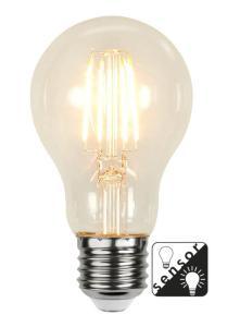 E27 Sensor Normal 4.2W 2100K 350lm LED-Lampa