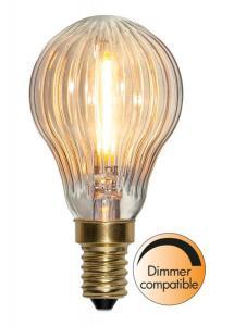 E14 SoftGlow Dimbar Klot 0.8W 2200K 50lm LED-Lampa