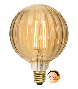 E27 Decoled Glob125 2.5W 2000K 160lm LED-Lampa