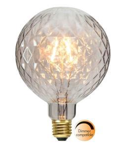 E27 Decoled Glob125 2.2W 2200K 150lm LED-Lampa