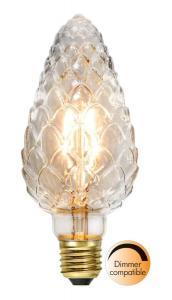 E27 Decoled 2.3W 2200K 150lm LED-Lampa