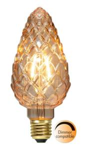 E27 Decoled 2.3W 2100K 150lm LED-Lampa