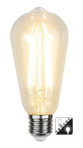 E27 Sensor Navigation 4.2W 2100K 330lm LED-Lampa