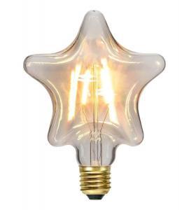 E27 Decoled 1.4W 2200K 100lm LED-Lampa