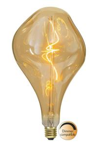 E27 Industrial vintage 3.8W 2000K 160lm LED-Lampa