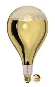E27 Industrial Vintage 8W 2000K 400lm LED-Lampa