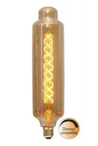 E27 Industrial vintage Tubural 4.7W 2000K 190lm LED-Lampa
