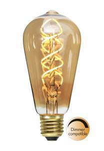 E27 Dekoration Amber Navigation 3W 2000k 130lm LED-Lampa