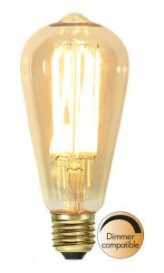 E27 Vintage Gold Navigation 3.7W 1800K 240lm LED-Lampa
