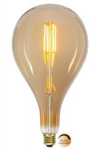 E27 Klot Industrial Vintage 4.5W 2000k 330lm Dimbar LED-lampa
