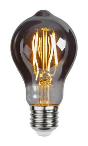 E27 Rökfärgad Normal 2W 2100k 60lm LED-Lampa
