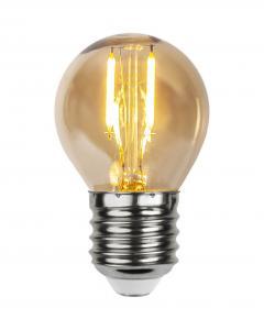 E27 24V Klot 0.23W 2500k 28lm LED-lampa IP44