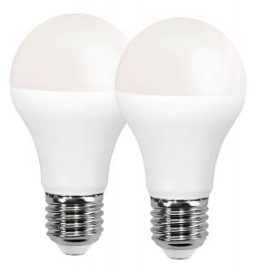 E27 2-pack Promo Normal 12W 3000K 1050lm LED-Lampa