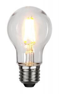 E27 PC Cover Klot 2.4W 2700k 240lm LED-Lampa