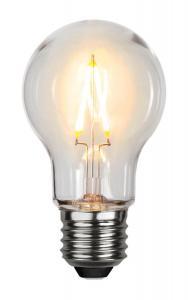 E27 PC Cover Klot 0.6W 2200k 70lm LED-Lampa