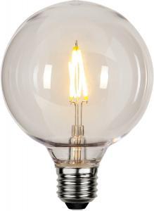 E27 PC Cover Glob95 0.6W 2200k 70lm LED-Lampa