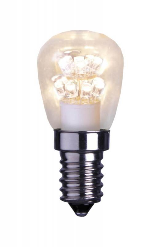 E14 Decoline Päron 0.7W 2100K 60lm LED-Lampa
