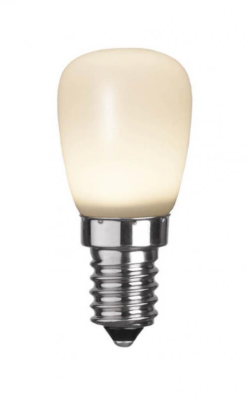 E14 Dekoration Party Päron 0.8W 2600K 25lm LED-Lampa