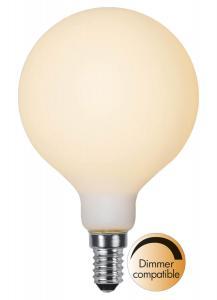 E14 Glob80 Opal 1.5W 2600k 120lm Dimbar LED-lampa