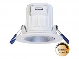 INTEGRA LED-downlight 8,6cm 3000K 620lm