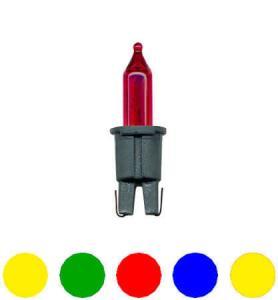 PISELLO Reservlampa 5-Pack 1,2V Flerfärgad
